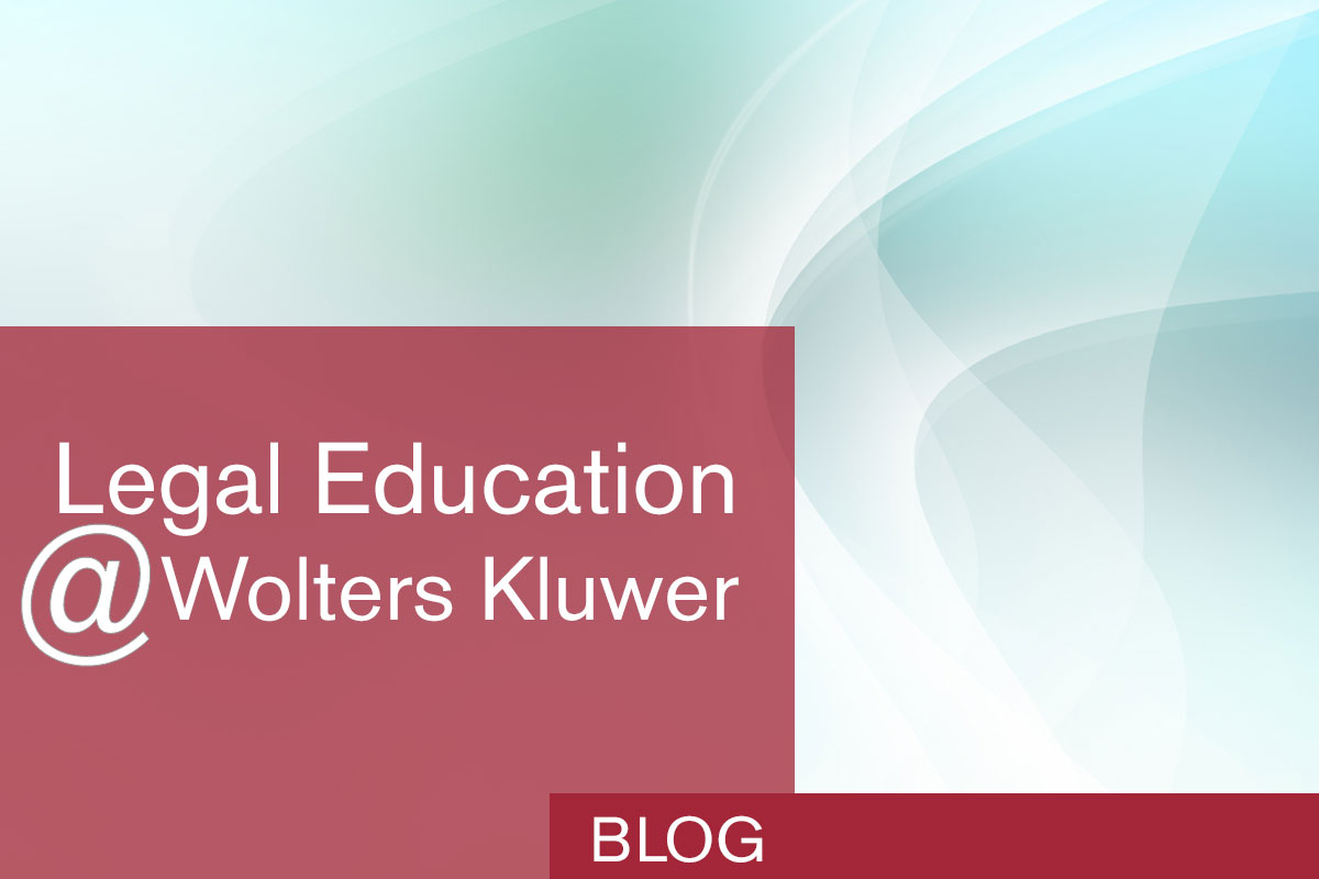 Legal Education @ Wolters Kluwer