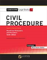 Casenote Legal Briefs for Civil Procedure, Keyed to Yeazell and Schwartz's Tenth Edition