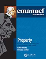 Emanuel Law Outlines for Property Keyed to Dukeminier, Krier, Alexander, Schill, Strahilevitz, Ninth Edition
