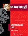 Emanuel Law Outlines for Constitutional Law, Thirty-Sixth Edition