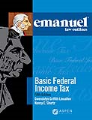 Emanuel Law Outlines for Basic Federal Income Tax, Fifth Edition