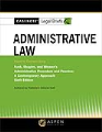 Casenote Legal Briefs for Administrative Law, Keyed to Funk, Shapiro, and Weaver, Sixth Edition